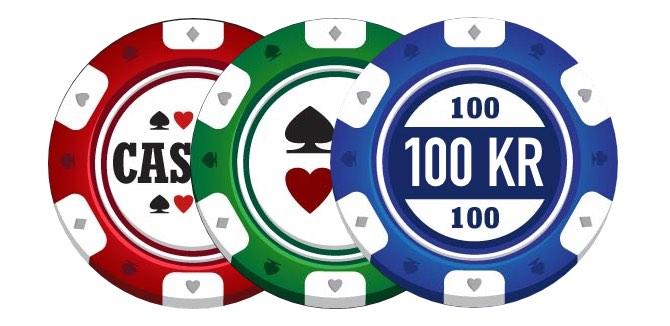 100 kr gratis utan insättning casino